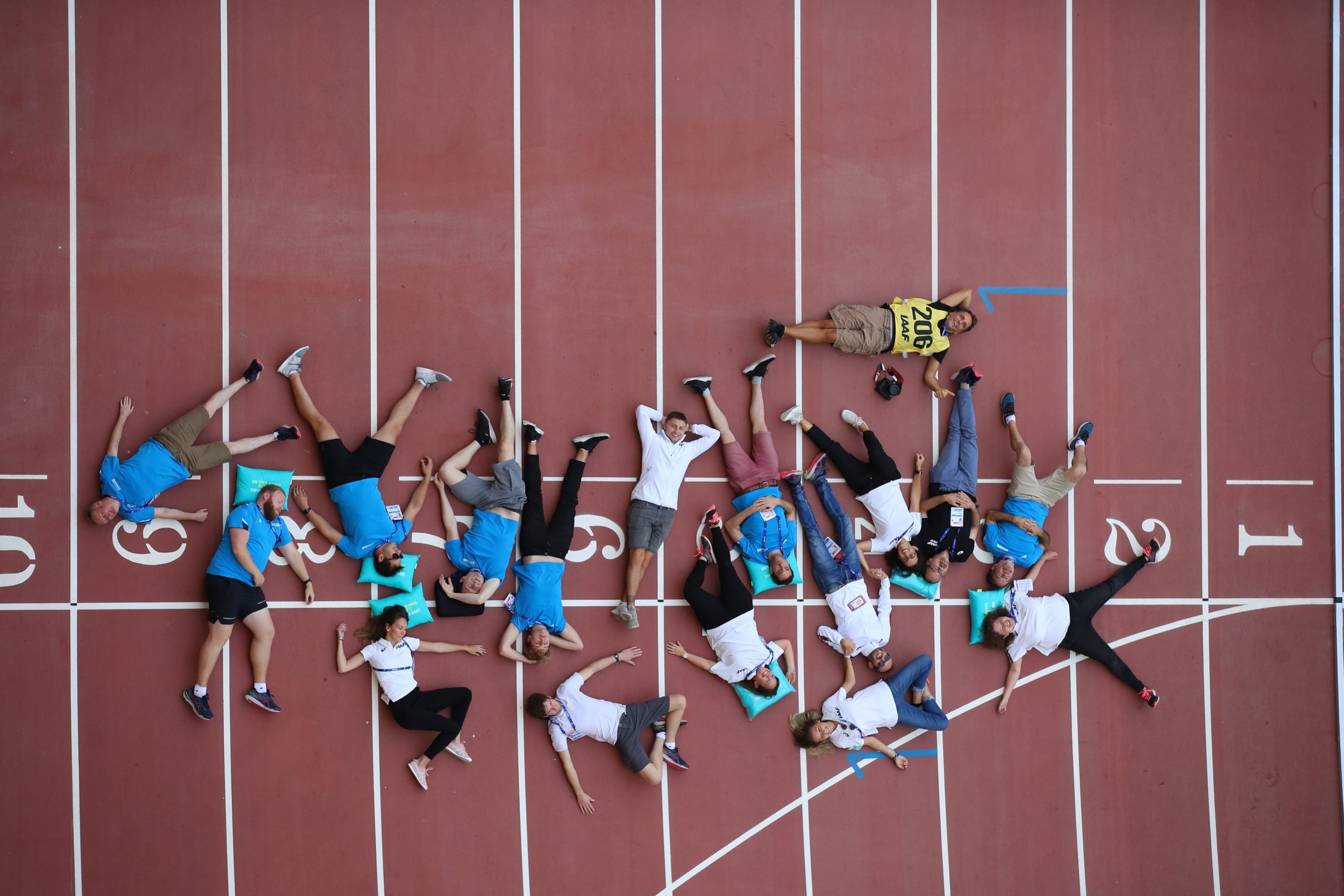 Ist Laufen ein universeller Sport?