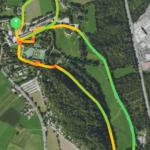 Hellbrunner Park (Strecke)