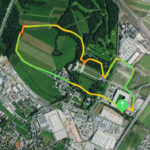 Schloßpark Kleßheim (Strecke)