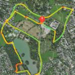 Leopoldskroner Weiher Run (Strecke)
