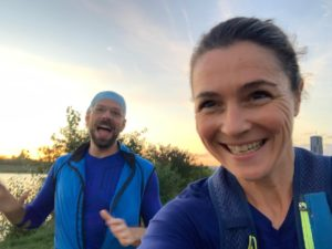 Laufen mit guter Laune ist extrem wichtig